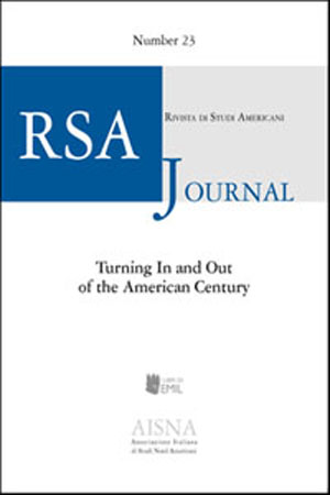 RSA Journal - Rivista Studi Americani, 23