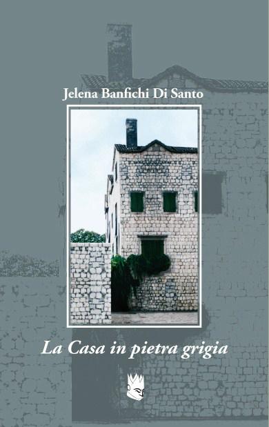 La casa in pietra grigia for La pietra tradizionale casa santorini